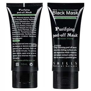 Black Peel-Off Mask - $11.99 with FREE Shipping!